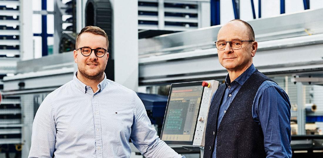 Unsere Ansprechpartner im Vertrieb - King GmbH Blechverarbeitung in Fluorn-Winzeln