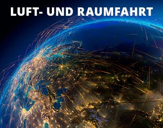 Wir sind tätig für die Branche Luft- und Raumfahrttechnik - King GmbH Blechverarbeitung in Fluorn-Winzeln