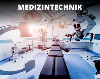 Wir sind tätig für die Branche Medizintechnik - King GmbH Blechverarbeitung in Fluorn-Winzeln