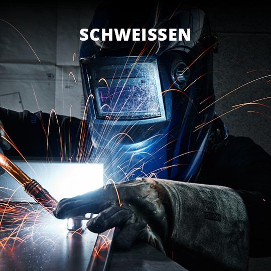Leistungsbereich Blech schweissen - King GmbH Blechverarbeitung in Fluorn-Winzeln
