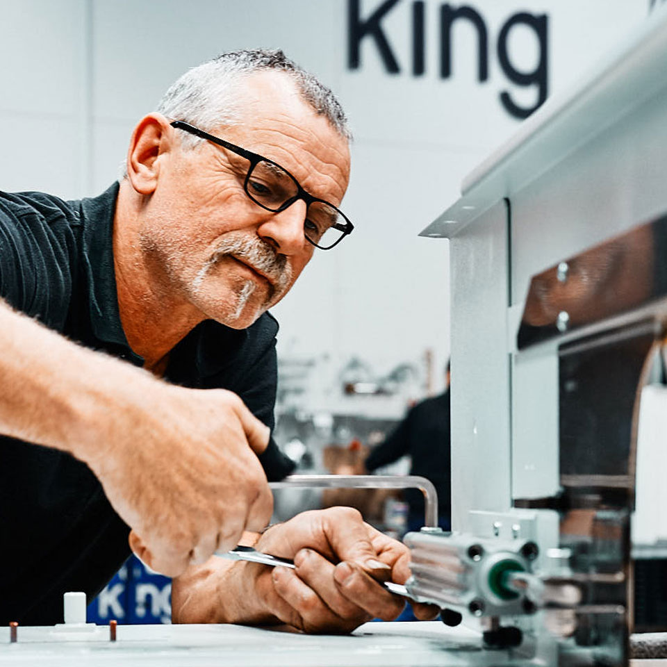 Fertigungsspektrum Prototypenbau - King GmbH Blechverarbeitung in Fluorn-Winzeln