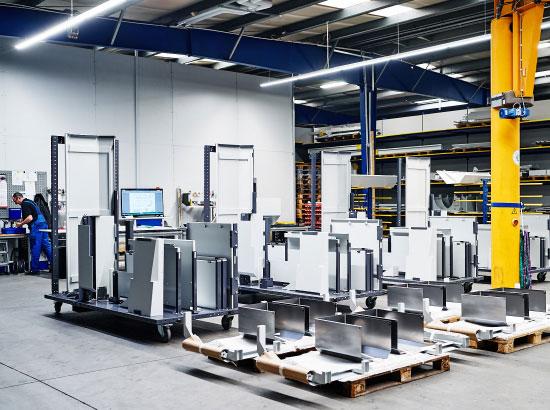 Lösungen die begeistern - King GmbH Blechverarbeitung in Fluorn-Winzeln